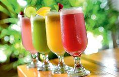 Apenas Dany: 3 Sucos Refrescantes para o Verão
