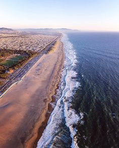 Ocean Beach, San Francisco by @tobyharrimanphotography