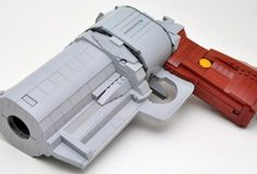 Hellboy revolver