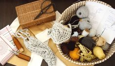 Robte parádu s vlastnou sieťovkou! Knitting Patterns, Arts And Crafts, Homemade, Crochet, Czech Republic, Barbie, Herbs, Bags, Breien
