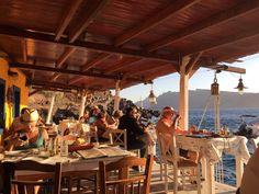 Dimitris Ammoudi Taverna, Oia - Restaurant Reviews, SANTORINI