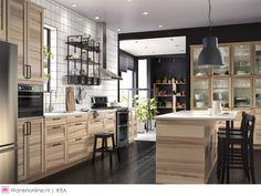 IKEA keuken inrichten inspiratie   #keuken #keukeninspiratie  #keukentrends #kitchen #kitchendesign #kitchenideas #kitcheninspiration #kitchenlife #kitchens #scandinaviandesign #scandinavianhome #scandinavianhomes #scandinavianinterior #scandinavianstyle