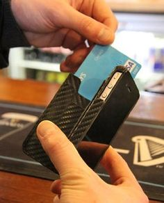 iWallet. #gadgets #technology #electronics Gadgets - The Very Latest Gadgets