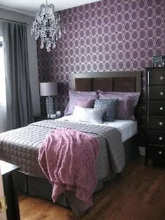 purple & gray inspiration