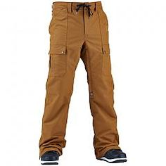 AIRBLASTER   FREEDOM CARGO PANTS (TECHNICAL GRIZZLY)