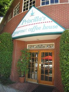 Priscilla's Gourmet Coffee in Toluca Lake, CA