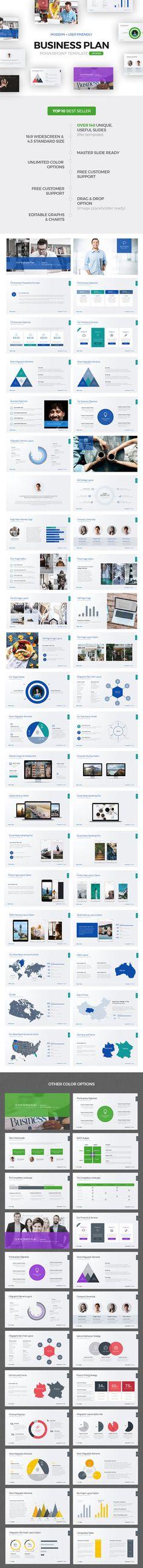 the 35 best portfolio powerpoint templates images on pinterest