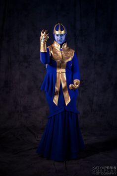 Female #Thanos! An original design by Miya Cosplay