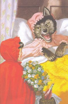 The best Ladybird illustrations ever!