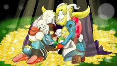 UNDERTALE: You are filled with Love by perfectshadow06 on DeviantArt