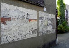 Mur de Trentemoult Photo de Dani de Nantes via Picassa