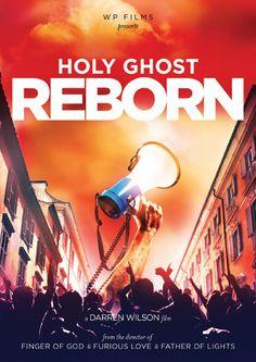 HOLY GHOST REBORN by Darren Wilson (WP FILMS) DVD