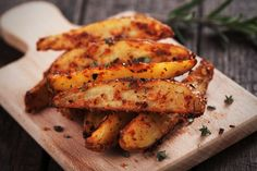 Patate sabbiose piccanti