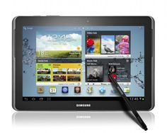Samsung Galaxy Note 10.1 Coming to UK August 16 « Android News « GiveMeMind