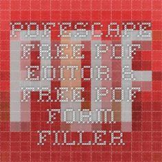 PDFescape - Free PDF Editor & Free PDF Form Filler