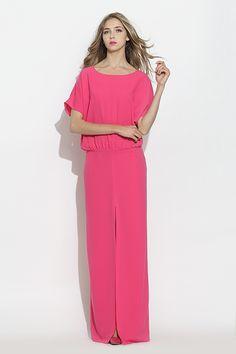 #furelle #springsummer2016 #summer #SS16 #fashion #newarrivals  #pink #silesiastyle #newcollection #musthave #dress #pinkdress #romantic #maxi #woman  #elegant #polishdesigner
