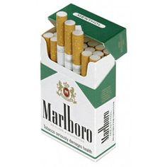 Marlboro Menthol Cigarette