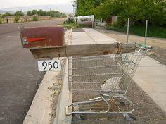 Mailbox by Janelka, via Flickr