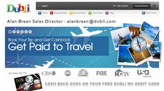 How to Get Cash Back When You Travel