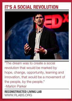 Its a Social Revolution