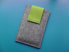 Kindle Fire Tablet-PC Tasche aus Wollfilz von Alcari auf DaWanda.com