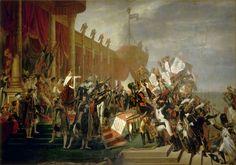 3222 Napoleon Bonapart Caesar Poster from Old Oil Painti Home Room Art Decor | eBay