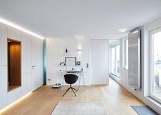 Umbau einer Wohnung in Freiburg unter perfekter Raumausnutzung