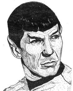 Spock, from karracaz's DeviantArt portfolio