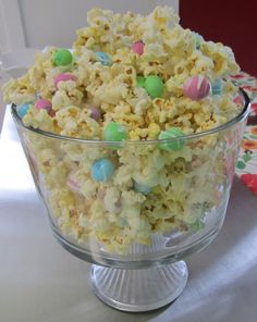 All is Pretty: Easter Fun Bunny Bait!! I made this morning with Milk chocolate instead of white! Delicious!