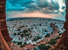 Window to Blue Heaven. Blue City, Jodhpur, My Images, City Photo, Heaven, Windows, Studio, Pictures, Instagram