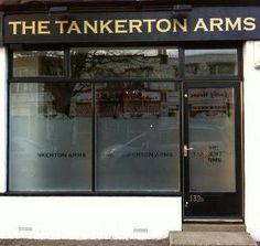 Oooh a brand new micropub in Tankerton, near Whitstable to try out! The Tankerton Arms.