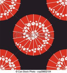 Image result for japanese parasol top clipart 2020 Olympics, Floral Prints, Clip Art, Japanese, Pattern, Image, Design, Floral Patterns, Japanese Language