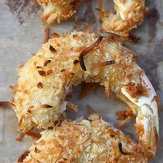 Baked Coconut Shrimp With Spicy Honey Drizzle Recipe main-dish, dairy free, New Year's, memorial day, dinner with 9 ingredients Recommended by 1 users.