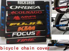 1 unid la cadena de la bicicleta Ciclismo Accesorios etiqueta engomada del marco de La Bicicleta Protector de Cadena de bicicleta Cadena Cuidado sricker cubierta kit de herramientas de reparación