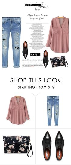 """www.zaful.com/?lkid=7493 (52)"" by nejra-l ❤ liked on Polyvore featuring Acne Studios, women's clothing, women's fashion, women, female, woman, misses and juniors"