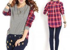 Dámské triko Fawn - Pošta Zdarma Ale, Plaid, Shirts, Women, Fashion, Chess, Moda, Women's, Ales