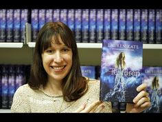 ▶ Lauren Kate's inspiration for writing Teardrop - YouTube