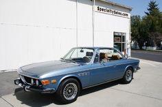 1971 BMW 2800CS 2 Door Coupe