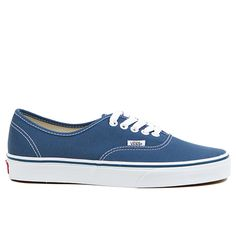 Vans Authentic shoes are the real deal. Everyone has their version of this shoe. This one started a rad era of skateboarding. It has stayed true to its soul and style from day one. IF you want to skat