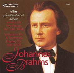 pictures of Johannes Brahms - Google Search