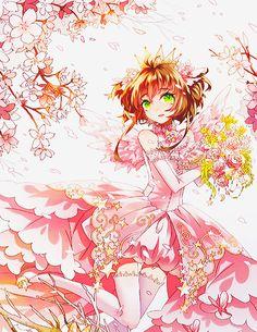 Card Captor Sakura - Sakura