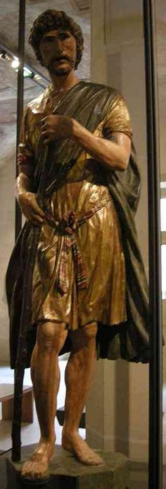 Statua di Martini Francesco Di Giorgio Martini, Statue, Art, Martinis, Sculptures, Sculpture