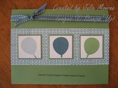 balloons - no ribbon for male card