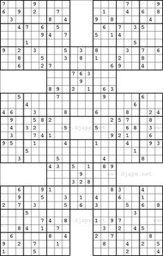 Sudoku Harakiri