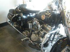 Elvis Harley Davidson Motorcycle