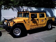 Taxi Hummer