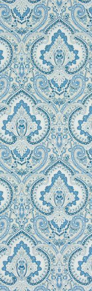 Designers Guild - Castlehead Paisley - Porcelain - Wallpaper