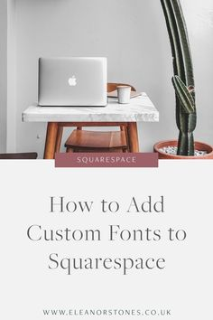 How to add a beautiful custom font to your Squarespace website. | Squarespace vs Wix, Squarespace vs. Wordpress, Squarespace vs Shopify, Squarespace for Beginners, Web Design, Squarespace Hacks, Squarespace Customisations, Web Design for Beginners, Squarespace Tips, Web Design #squarespace #webdesign #designer #squarespace #squarespacetutorial #squarespacetips