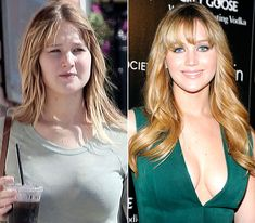 Reasons to LOVE Jennifer Lawrence: goes out without makeup got the body of a real woman (not a Hollywood lollipop) Jennifer Lawrence Without Makeup, Jennifer Lawrence Fotos, Makeup Photoshop, No Photoshop, Katherine Heigl, Vanessa Paradis, Leighton Meester, Liv Tyler, Diane Kruger