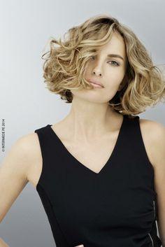 Hair: William Lepec Colour: JérômePoret Styling: Céline de Selva Make up: Vesna Estord Photo: Jean-François Verganti Products: Intermède Professionnel